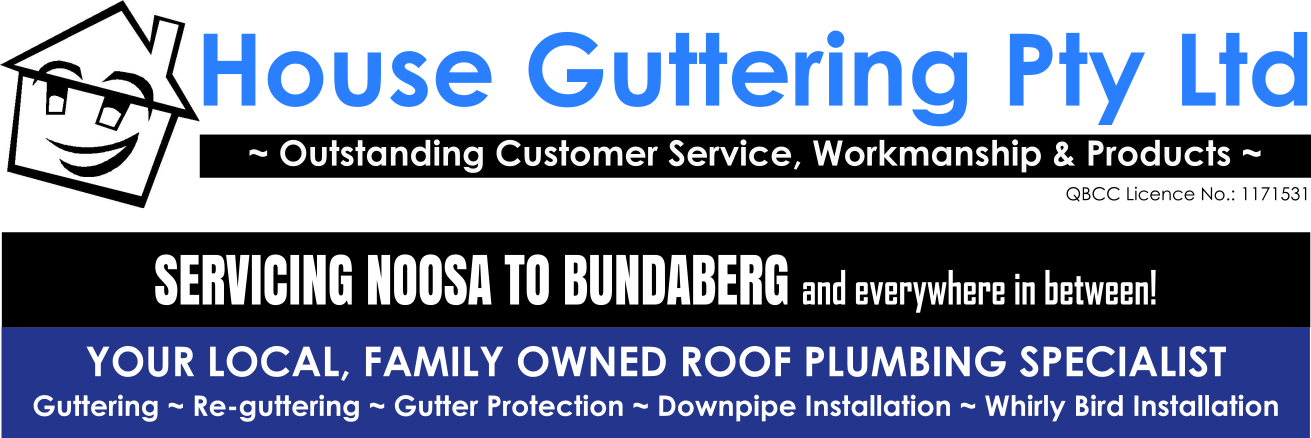 House Guttering – Fraser Coast – Queensland